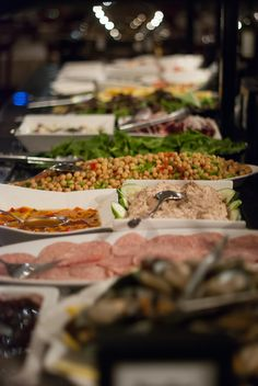 Traditional Brazilian Salad Bar
