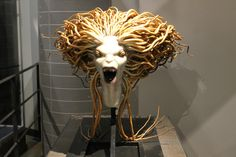Mermaid Head from Goblet of Fire Triwizard Tournament second task.