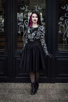 BY…VILLENA VISCARIA…ALTERNATIVE CLOTHING AND CORSETRY BRAND