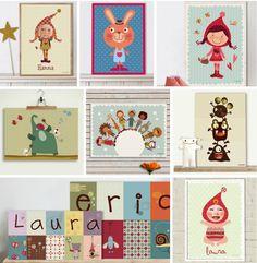 Lista de regalos Decohappy para la habitación de los niños
