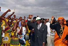 Nach Jamaika-Ende: Robert Mugabe als Bundeskanzler im Gespräch