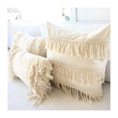 Boho Throw Pillows, Designer Throw Pillows, Decorative Cushions, Decorative Pillow Covers, Diy Crafts For Home Decor, Denim Crafts, Flat Ideas, Easy Knitting Patterns, Rug Making