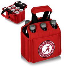 Alabama Crimson Tide 6 Pack Cooler by Picnic Time – Cooler Time