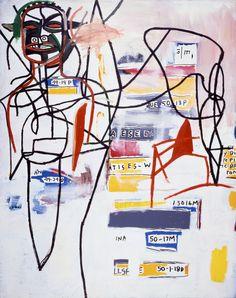 Untitled, 1984 by Jean-Michel Basquiat