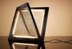 Dror for Swarovski Futuristic Lighting, Cement Design, Light Art Installation, Built Environment, Interior Inspiration, Lighting Design, Home Furnishings, Light Fixtures, Chandelier