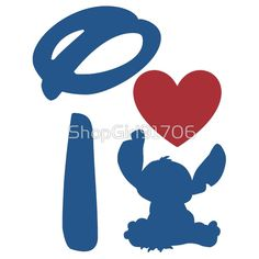 I Heart Stitch (Inverted)