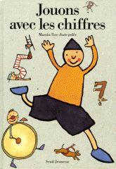 Jouons avec les chiffres, de Massin et  Les Chats pelés (éditions Seuil)