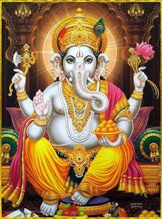 Ganapathi Puja is a highly dedicated worship to Lord Ganapathi with the presence of Goddess Lakshmi Photos Of Ganesha, Ganesh Images, Ganesha Pictures, Krishna Images, Ganesha Drawing, Ganesha Painting, Ganesha Art, Ganesh Chaturthi Images, Happy Ganesh Chaturthi
