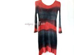 redgrey dress by tati