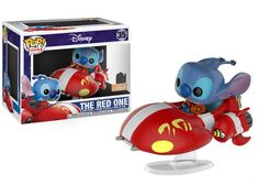 Rides: Lilo & Stitch The Red One Coming Soon Funko have announced a Pop! Rides: Lilo & Stitch – The Red One is coming to BoxLunch this month. This BoxLunch exclusive will help donate meals [. Funko Pop Dolls, Funko Pop Figures, Pop Vinyl Figures, Best Funko Pop, Pop Disney, Disney Cars, Lilo Y Stitch, Disney Stitch, Funk Pop