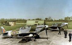 Mustang´s III RAF