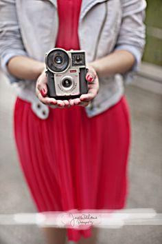 I heart vintage cameras