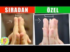İki Elini Birleştir ve Şaşırtıcı Sonucu Öğren ! - YouTube