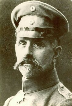 Oberst Clemens Pfafferoth