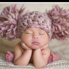 Cutest baby and hat !