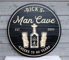 Up next @FatherDay @FathersDayGifts Get your personalized Father's Day Gift for his Home Bar, Garage, Game Room, Man Cave. Billiards, Golf Signs, Bar Signs, Race Car Signs, Man Cave Signs https://www.etsy.com/shop/ArtisDesignsShop
