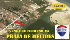 A REMAX Sirius 2 VENDE - Terreno na Lagoa de Melides - 195.000€ - Portugal