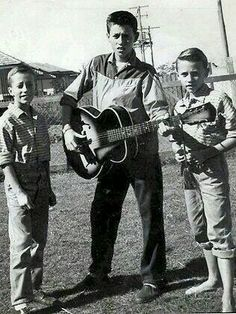 The Bee Gee's, 1950's.