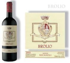 2002 Barone Ricasoli Chianti Classico Brolio, Italy, Tuscany, Chianti, Chianti Classico - CellarTracker!
