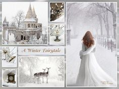 A Winter Fairytale...by Thea Veerman