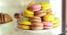 Aprenda uma receita de macarons irresistível!