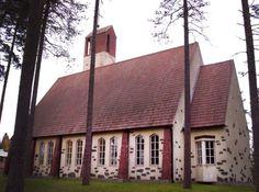 Haapamäen kirkko