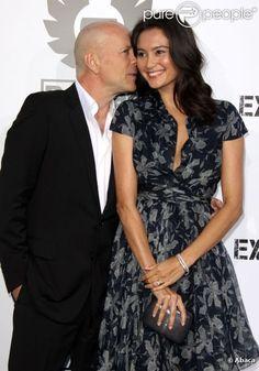 Image detail for -Bruce Willis et Emma Heming le 3 août 2010 à Los Angeles