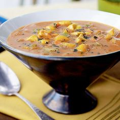 Spicy Mulligatawny by Cooking Light