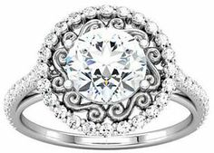 Visit us @ http://sparkleandshinejewellers.com or Like us on Facebook www.facebook.com/shopping.sparkleandshine Special Edition Platinum Halo Round Diamond Semi-Mount Engagement Ring Jewelplus http://www.amazon.com/dp/B00FE1ZCEO/ref=cm_sw_r_pi_dp_KFJPtb15SEBBDXC6