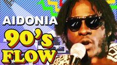Aidonia (1Voice) - 90's Flow (Raw) [Brawd Board Riddim] February 2015
