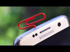 Paper Clips Awesome Life Hacks - New Ideas Life Hacks Computer, Computer Diy, Cell Phone Hacks, Smartphone Hacks, Simple Life Hacks, Useful Life Hacks, Awesome Life Hacks, Tech Hacks, Hacks Diy