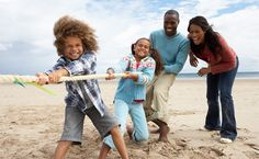 Beach Fun - family fun at the beach. Classic summer beach games to play with the whole family! Family Portraits, Family Photos, Family Reunion Games, Family Reunions, Family Games, Tug Of War, Parenting Classes, Parenting Styles, Parenting Advice