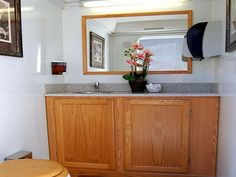 Luxury portable bathroom trailers by Royal Restrooms provide the same convenience and comforts of a home bathroom at your event. Find the nearest office at RoyalRestrooms.com