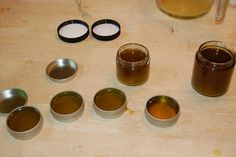 A Mama's Story: Making an herbal first aid salve