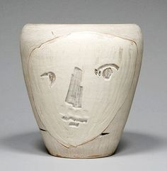 Picasso, Face and Owl, 1958, AR. 407