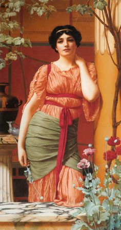 John William Godward - Wikipedia