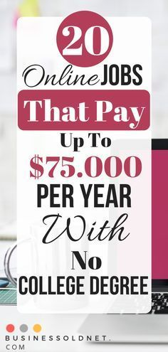 easy online jobs that pay well