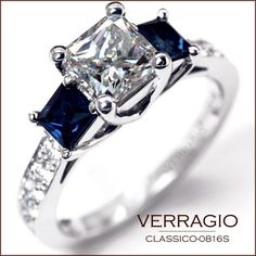 Ok, I can officially stop looking, because I truly found my dream ring! <3 Verragio