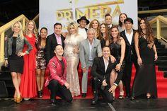 """TV AZTECA tuvo uno de los realitys más exitosos de la televisión en """"La Academia"""", tuvieron 1o emisiones con enorme rating, hoy, se reúne de nuevo: """"Primera generación""""."""
