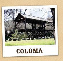 Historic Coloma, CA