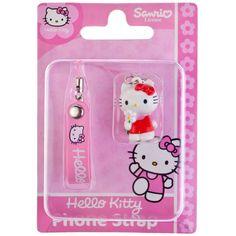 0c7118525e2f Dizzy PinkHello Kitty Fashion · Hello Kitty Charm Phone Strap - Standing  Flower -  hellokitty  hellokittyuk  kawaii