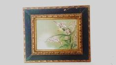Antique Special Japanese Bird Watercolor on by thelongacreflea