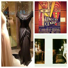 Lincoln center- Katharine Hepburn exhibit