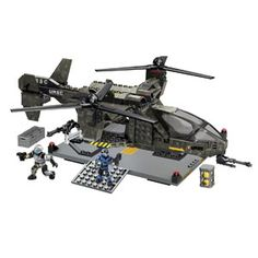 Halo Mega Bloks Drop Pods Flood Pod Elite Combat Form Set 96929 in Toys, Hobbies , Building Toys Halo Lego Sets, Lego Halo, Lego Army, Lego Military, Legos, Halo Mega Bloks, Minecraft Toys, Mega Blocks, Lego Kits