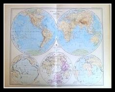 Around The World by Beth on Etsy