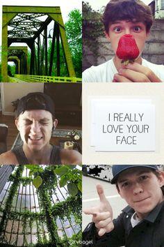 Tom Holland + Green