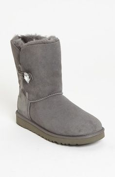 UGG® Australia 'Bailey Button Bling' Boot (Women) available at #Nordstrom