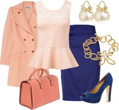 """""""Estilo Formal"""" by outfits-de-moda2 ❤ liked on Polyvore"""