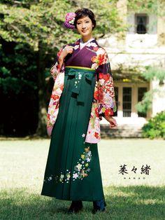 菜々緒 - NANAO - 袴 | 振袖レンタル・袴レンタルの着物通販サイト - ishou.jp