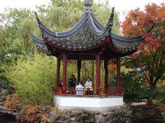 Dr. Sun Yat Sen Memorial Garden, Vancouver, B.C., Canada